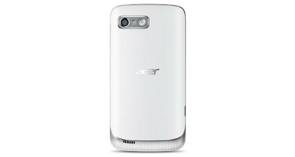 Acer Liquid Gallant E350 Back View