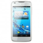 Acer Liquid Gallant E350 Overall View
