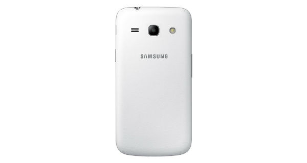 Samsung Galaxy Star Advance Back View