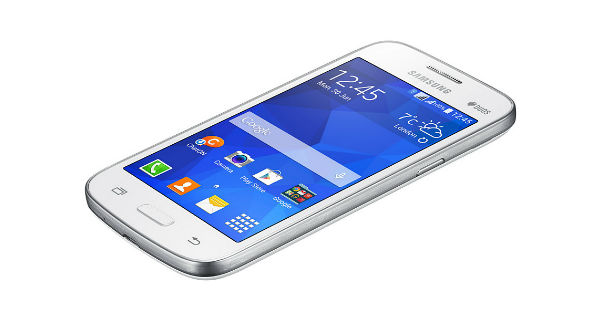 Samsung Galaxy Star Advance Overall View