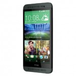 HTC One E8 Dual Front View