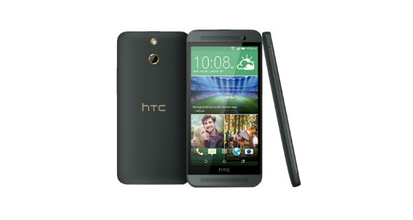 HTC One E8 Dual Overall View