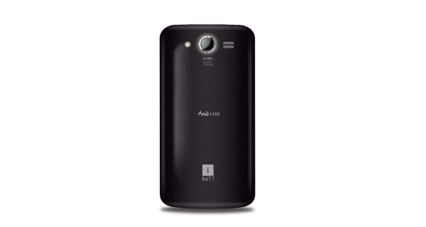IBall Andi 4.5 K6 Back View