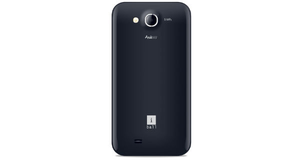 IBall Andi 5-E7 Back View