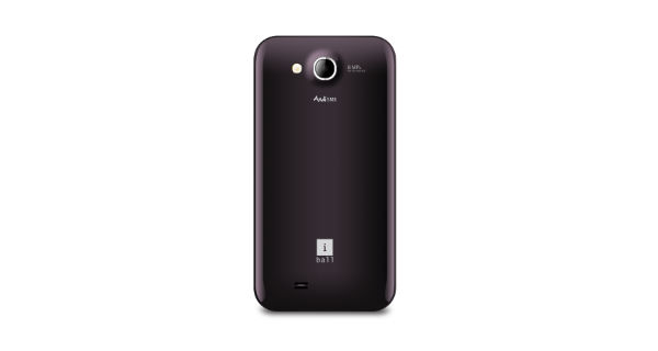 IBall Andi 5-M8 Back View