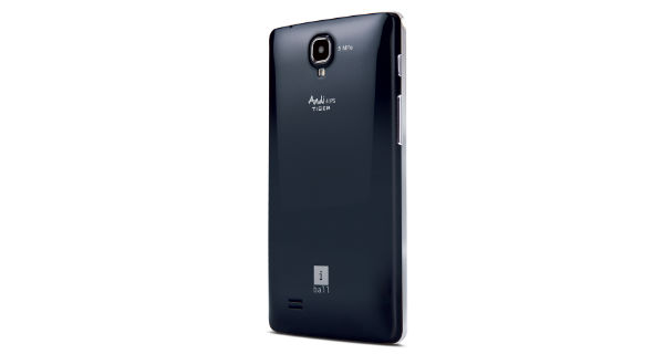 IBall Andi4 IPS Tiger Back View