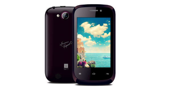 Iball Andi 3.5kke Genius Front and Back View