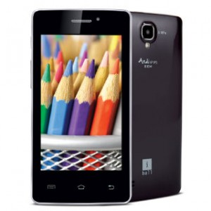 Iball Andi4 IPS Gem Front and Back View