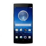 Oppo Find 7a Front View