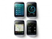 Samsung Galaxy Gear monitor