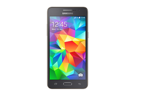 Samsung Galaxy Grand Prime Front View