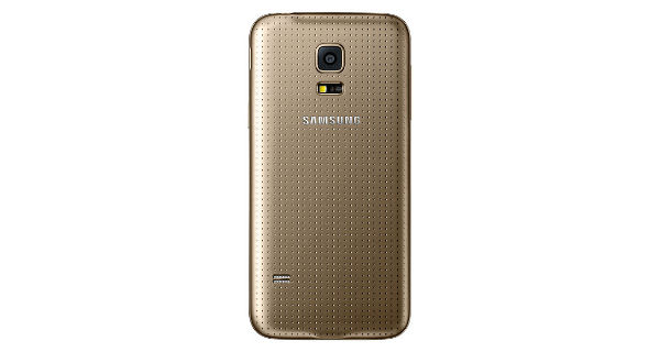 Samsung Galaxy S5 Mini Back View