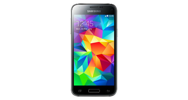 Samsung Galaxy S5 Mini Front View