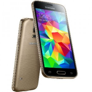 Samsung Galaxy S5 Mini Front and Back View