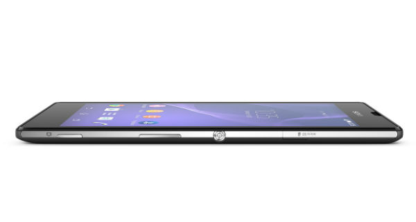Sony Xperia T3 Side View