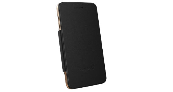 Videocon Infinium Z40 Pro with Flip Cover