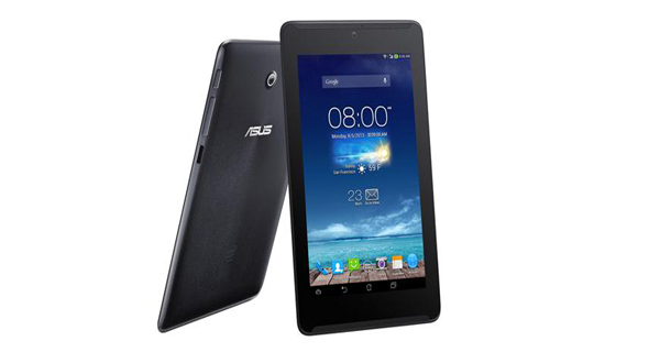 Asus Fonepad 7 Overall View