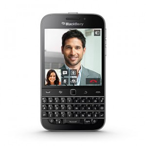 BlackBerry Classic Front View