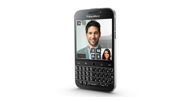 BlackBerry Classic Overall View