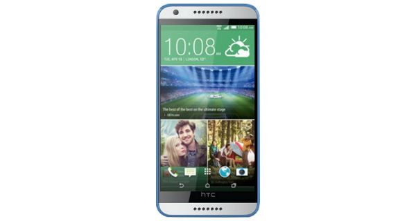 HTC Desire 620G Front View