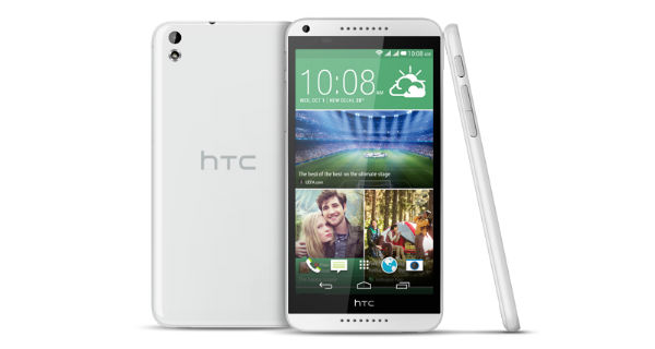 HTC Desire 816G Dual SIM Overall View