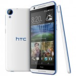 HTC Desire 820q Overall View