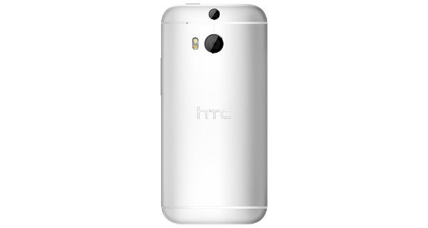 HTC One M8 Eye Back View