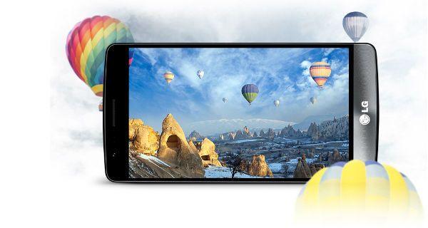 LG G3 Beat Horizontal View
