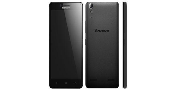 Lenovo A6000 Overall View