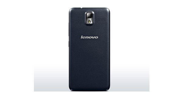 Lenovo S580 Back