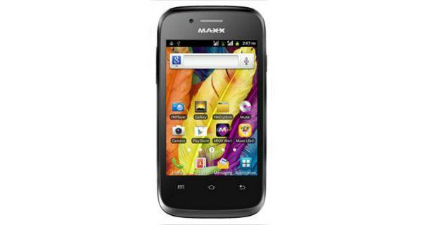 Maxx MSD7 3G AX35 Front View