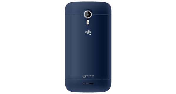 Micromax A117 Canvas Magnus Back View