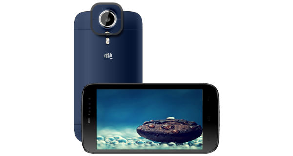 Micromax A117 Canvas Magnus Overall View