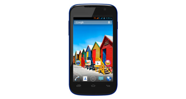 Micromax Canvas Fun A63 Front View