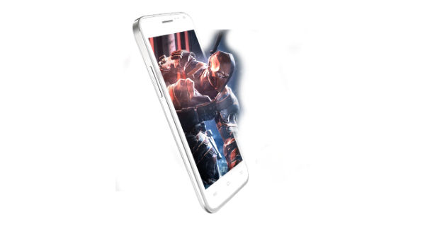 Micromax Canvas Blaze MT500 Overall View