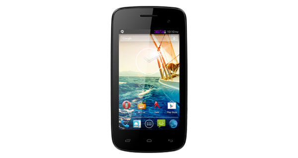 Micromax Canvas Engage A091 Overall View
