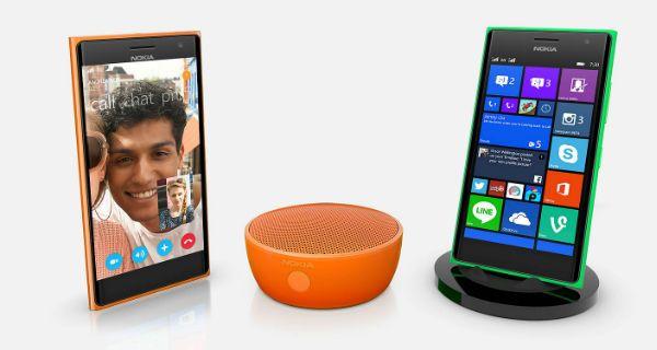 Nokia Lumia 730 Front