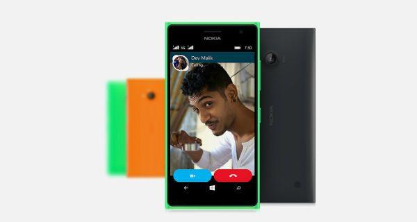 Nokia Lumia 730 Overall View
