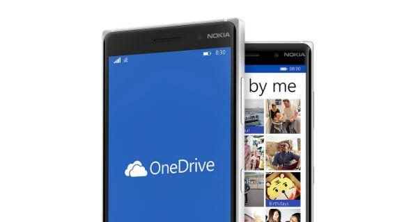 Nokia Lumia 830 Front