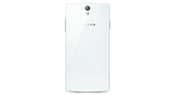 Oppo Find 5 Mini Back View