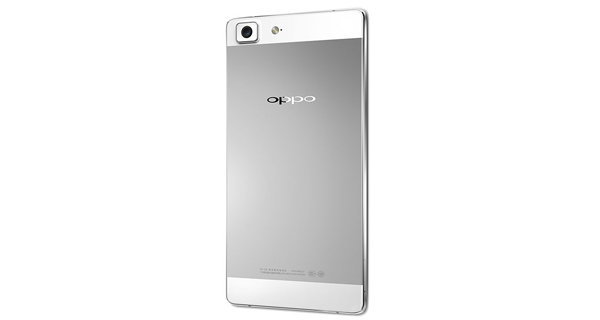 Oppo R5 Back View