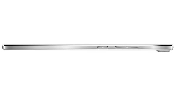 Oppo R5 Horizontal Side View