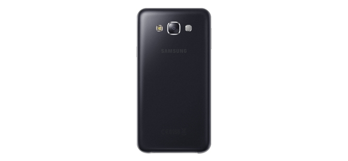 Samsung Galaxy E7 Back View