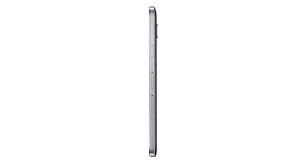 Samsung Galaxy E7 Side View