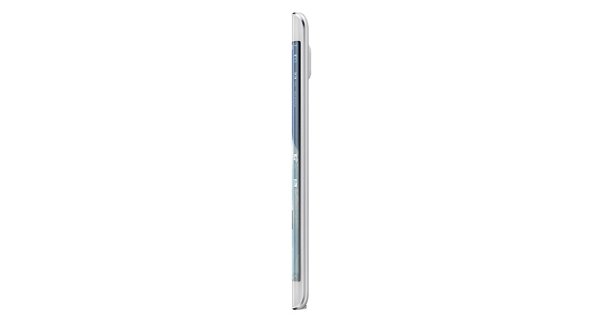 Samsung Galaxy Note Edge Right Side View