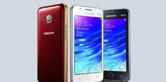 Samsung Z1 Overall
