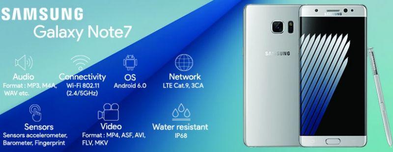 Samsung Galaxy Note 7