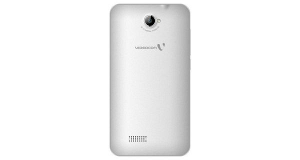 Videocon A10F Back View