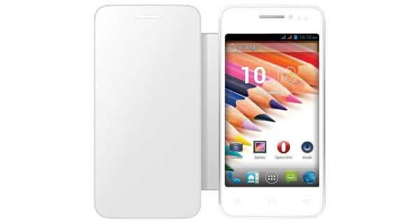 Videocon A29F with Flip Cover