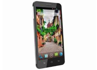 Videocon A55 HD Front View